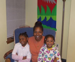 Family in Supportive Housing